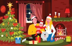 Có nên thuê đồ chơi làm quà tặng Noel cho bé không?