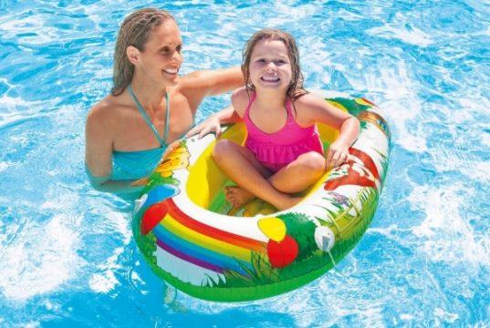 Bể bởi mùa hè Món quà 1/6 cho bé gái