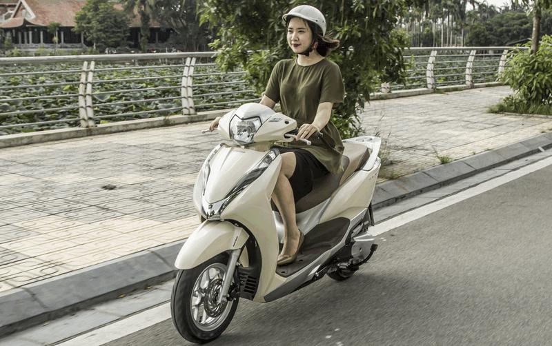 SH Mode - Thương hiệu xe tay ga dành cho nữ
